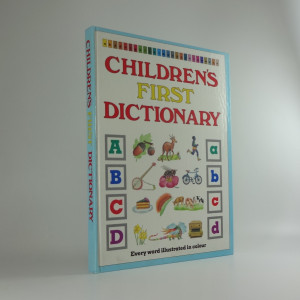 náhled knihy - Children's first dictionary: Môj prvý anglický slovník