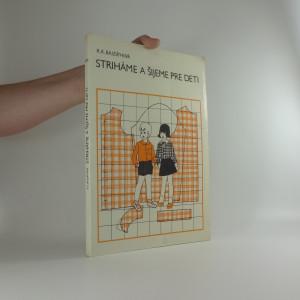 náhled knihy - Striháme a šijeme pre deti