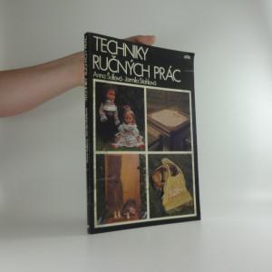 náhled knihy - Techniky ručných prác