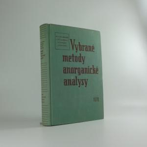 náhled knihy - Vybrané metody anorganické analysy