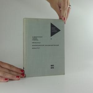 náhled knihy - Příručka anorganické kolorimetrické analýzy