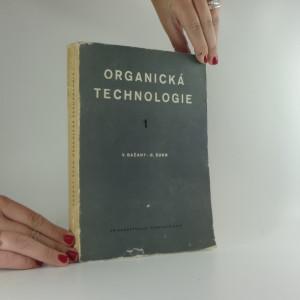 náhled knihy - Organická technologie