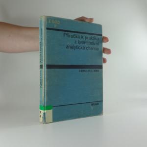 náhled knihy - Příručka k praktiku z kvantitativní analytické chemie