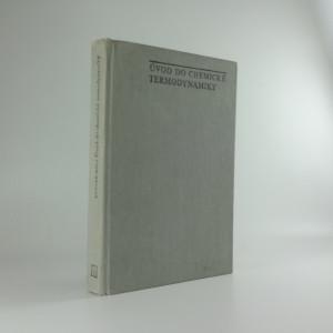 náhled knihy - Úvod do chemické termodynamiky