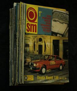 náhled knihy - Svět motorů 1986