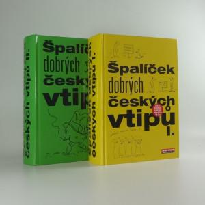 náhled knihy - Špalíček dobrých českých vtipů 2 díly
