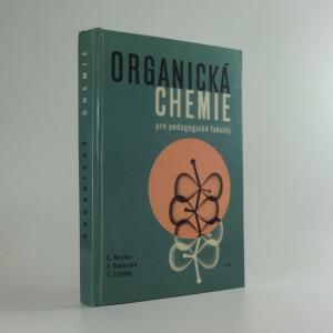 náhled knihy - Organická chemie pro pedagogické fakulty