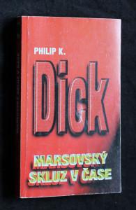 náhled knihy - Marsovský skluz v čase