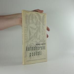 náhled knihy - Kutnohorské pověsti
