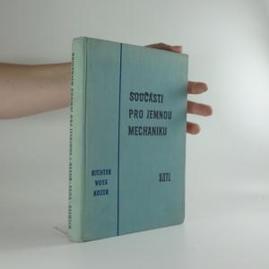náhled knihy - Součásti pro jemnou mechaniku