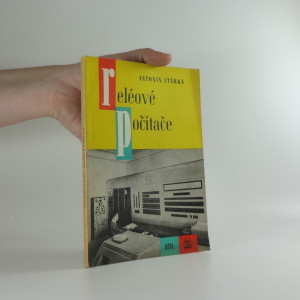 náhled knihy - Reléové počítače