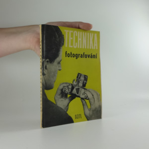 náhled knihy - Technika fotografování