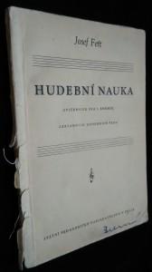 náhled knihy - Hudební nauka : metodické pokyny k cvičebnici pro 1. roč. základních hudebních škol