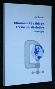 náhled knihy - Ekonomické základy trvale udržitelného rozvoje