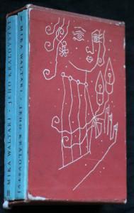 náhled knihy - Jeho království : Jedenáct listů Marca Manilia Mezentiana z jara r. 30 po Kristu I.-II. díl