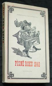 náhled knihy - Písně roku 1848