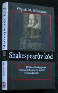 náhled knihy - Shakespearův kód