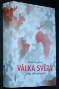 náhled knihy - Válka světa : dějiny věku nenávisti