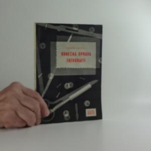 náhled knihy - Konečná úprava fotografií