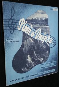 náhled knihy - Píseň o Dněpru