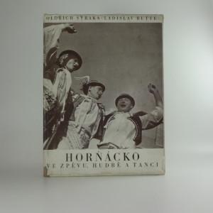 náhled knihy - Horňácko ve zpěvu, hudbě a tanci