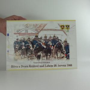 náhled knihy - Bitva u Dvora Králové nad Labem 1866