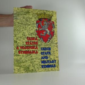 náhled knihy - Česká státní a vojenská symbolika = Czech state and military symbols