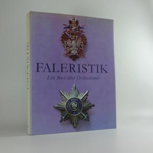 náhled knihy - Faleristik : ein Buch über Ordenskunde