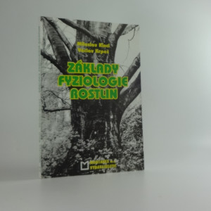 náhled knihy - Základy fyziologie rostlin