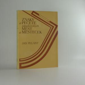 náhled knihy - Znaky a pečetě západočeských měst a městeček