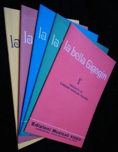 náhled knihy - La bella Gigogin 1.-5.