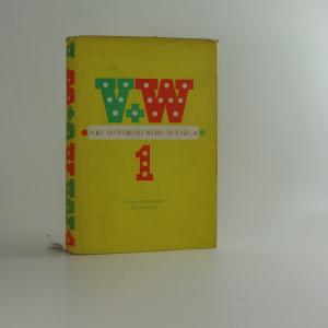 náhled knihy - Hry Osvobozeného divadla I.