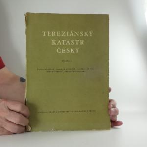 náhled knihy - Tereziánský katastr český. Svazek 3, Dominikál