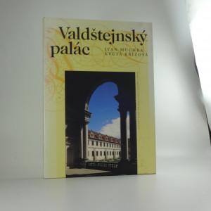 náhled knihy - Parlament České republiky, Senát, Valdštejnský palác