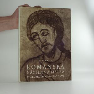 náhled knihy - Románská nástěnná malba v Čechách a na Moravě