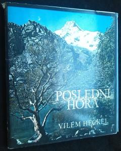 náhled knihy - Poslední hora