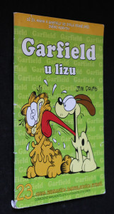 náhled knihy - Garfield u lizu