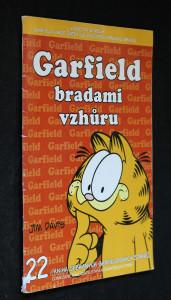 náhled knihy - Garfield bradami vzhůru
