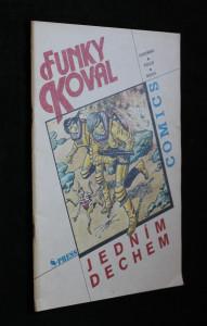 náhled knihy - Funky Koval: Jedním dechem