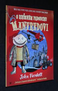 náhled knihy - O hrůzném padouchu Manfredovi