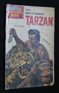 náhled knihy - Tarzan : [ilustrovaný seriál]