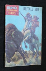 náhled knihy - Buffalo Bill : [ilustrovaný seriál]