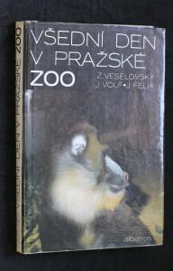 náhled knihy - Všední den v pražské ZOO : pro čtenáře od 9 let