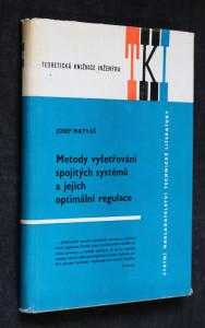 náhled knihy - Metody vyšetřování spojitých systémů a jejich optimální regulace