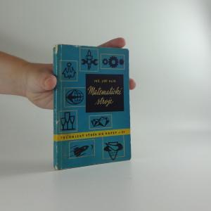 náhled knihy - Matematické stroje