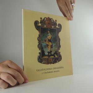 náhled knihy - Valdštejnská obrazárna v Chebském muzeu : katalog stálé expozice