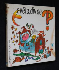 náhled knihy - Světe, div se