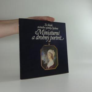 náhled knihy - Miniaturní a drobný portrét