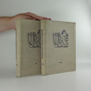 náhled knihy - Poslouchejte s námi : Čtení o symfonických a komorních skladbách, nahraných na československých gramofonových deskách. 2 svazky