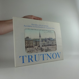náhled knihy - Trutnov: reprodukce dobových pohlednic